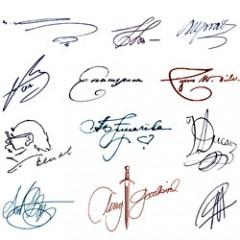 образцы подписей на букву н - фото 10